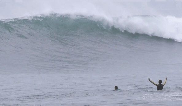 Grand Swell from Typhoon 16 – Surf Session at Ibaraki –